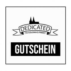 Dedicated Geschenkgutschein