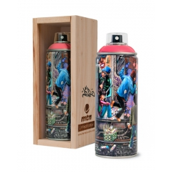 "MTN Limited Edition 400ml - LADY PINK ""TC5 Teamwork"""