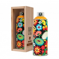 "MTN Limited Edition 400ml - Dabs Myla ""Flowers 3"""