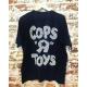 """COPS """"R"""" TOYS black"""