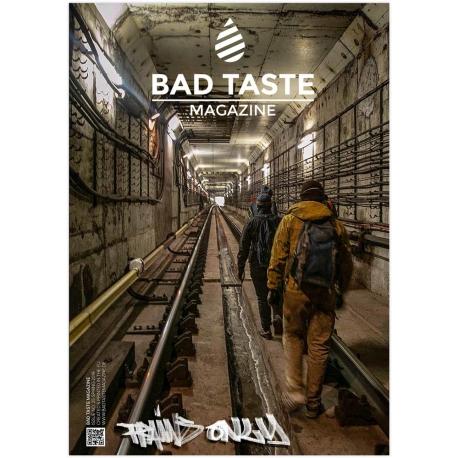 Bad Taste Magazine Ausgabe 25