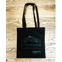 Dedicated Black Cotton Bag
