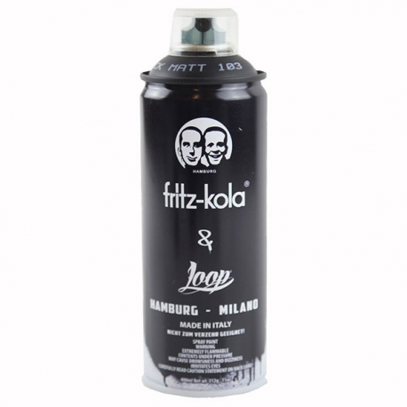 Loopcolors Limited Edition 400ml -  fritz-kola