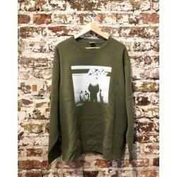 UNTER TAGE Sweater khakigreen