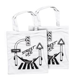 Montana Street Life Cotton Bag