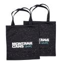 Montana Typo-Logo+Stars - black