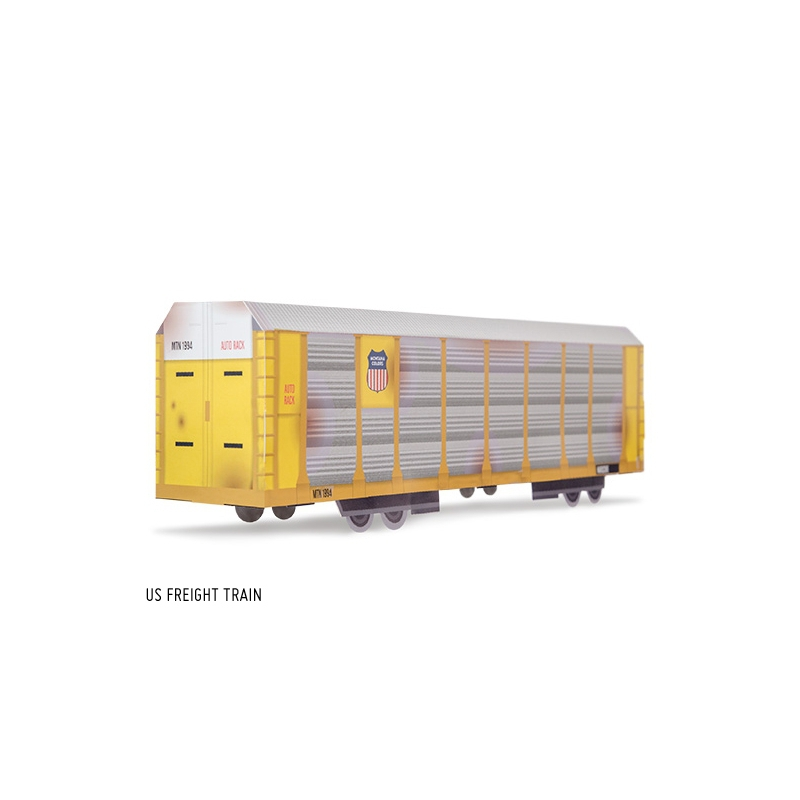 MTN Systems US Freight Train