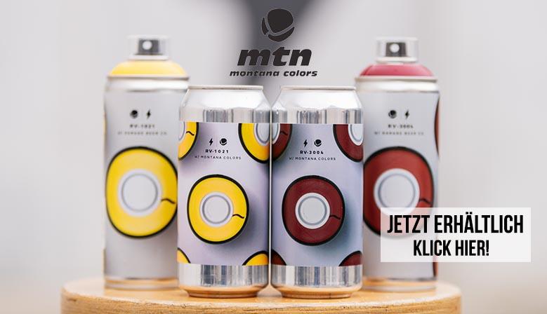 MTN X Garage Beer jetzt bei dedicated online kaufen!