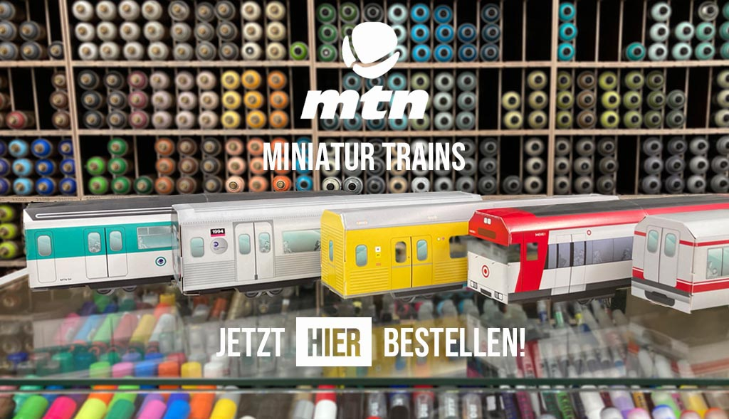 MTN Miniatur Trains bei dedicated syndicate!