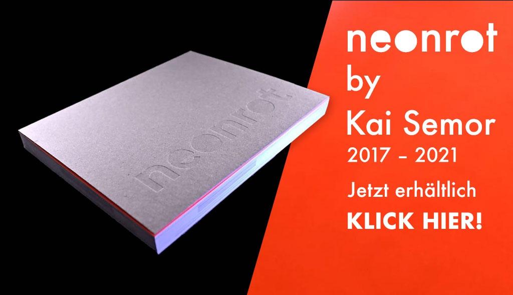 Kai Semor neonrot jetzt bei dedicated online kaufen!